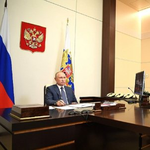 Vladimir Putin @KremlinRussia