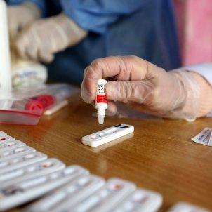 tests coronavirus efe
