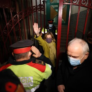 Carme Forcadell entrada preso wad ras tercer grau presos polítics - Sergi Alcàzar
