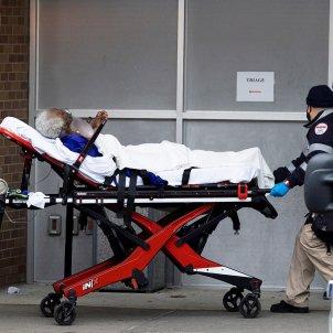 EUA coronavirus hospital EFE