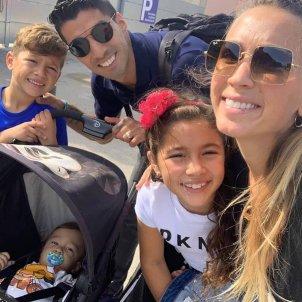 Luis Suarez fills Sofia Balbi @luissuarez9