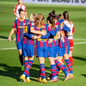 Barca femeni Santa Teresa FC Barcelona