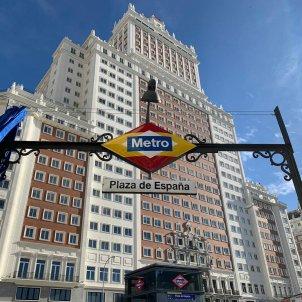 Metro Madrid España