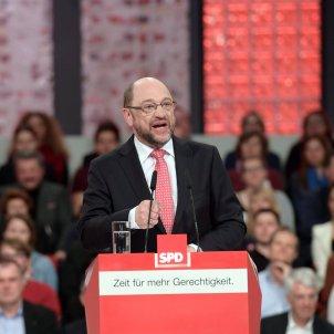 Martin Schulz EFE