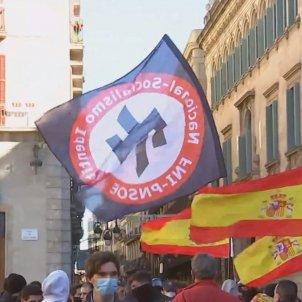 TV3 Manifestacio Vox