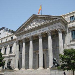 Exterior façana congrés diputats Flickr   Luis Javier Modino Martínez
