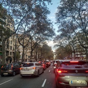 Col·lapse Barcelona Núria Casas