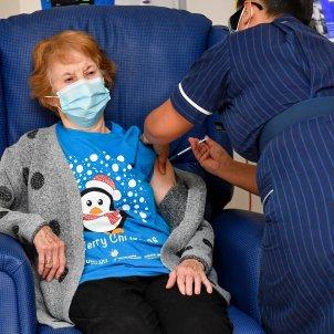 Vacuna Regne Unit coronavirus EFE