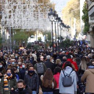 Cues fira de Santa Llúcia Barcelona EFE