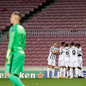 Ter Stegen Barca Juventus Champions EFE