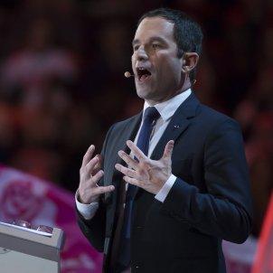 Benoit Hamon, el candidat del PS a les eleccions presidencials franceses 2016 / EFE