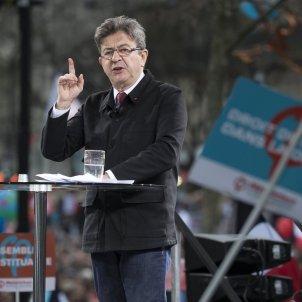 Jean-Luc Mélenchon, candidat de França Insubmisa a les eleccions presidencials franceses / EFE