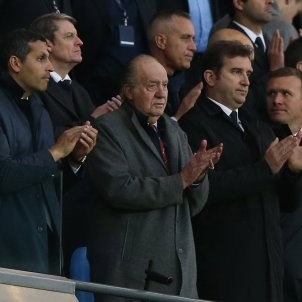 Rei Juan Carlos I Ferran Soriano Efe