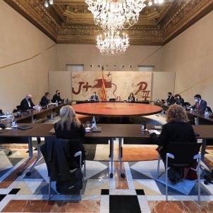 Consell Executiu 9/XII /  Jordi Bedmar