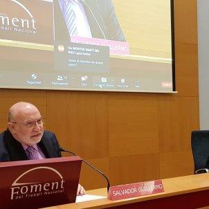 Foment economia Guillermo - Foment del Treball