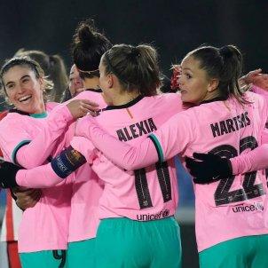 Barça femení PSV FC Barcelona