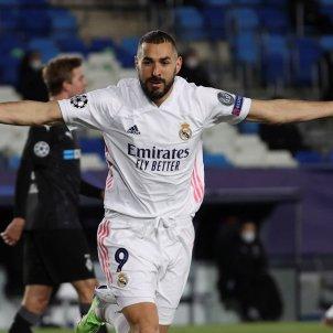Benzema Reial Madrid Gladbach EFE