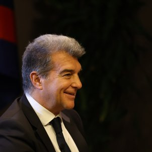 Joan Laporta Sergi Alcàzar