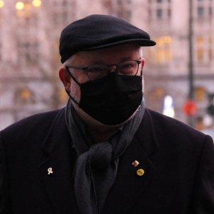 Lluís Puig tribunal Brussel·les desembre 2020 ACN