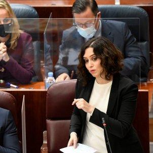 Isabel Diaz Ayuso EFE (2)