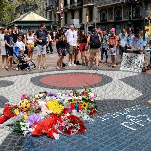 atentado Barcelona homenaje ue - acn