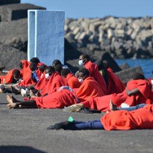 migrants illes canaries - efe