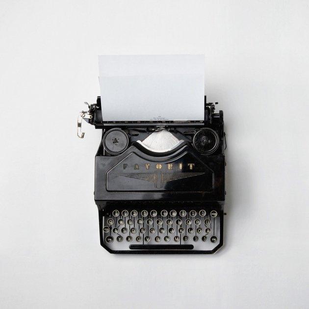 maquina escribir pixabay