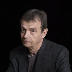 Lemaitre Pierre, assistent al Kosmopolis de Barcelona (c) Thierry Rajic Figure