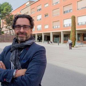 Joan Guardia  candidato rector UB - Candidatura Joan Guàrdia