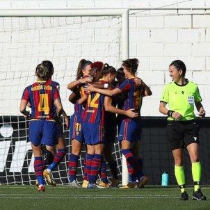 Barça femenino Valencia FCB