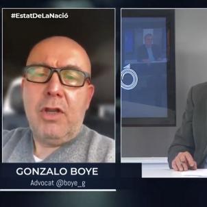 Gonzalo Boye Berraondo Estat de la Nació