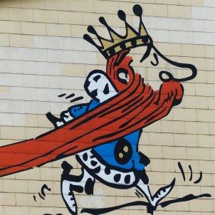 Rei grafiti (Hans Braxmeier)