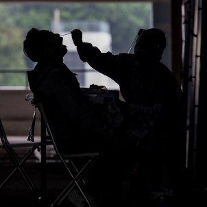 test coronavirus efe