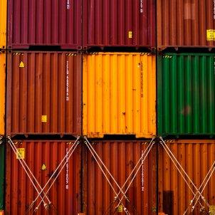 contenedores transporte mercancias M unsplash