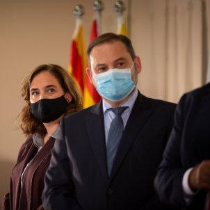 EuropaPress 3362308 i d teniente alcalde barcelona jaume collboni alcaldesa barcelona ada colau