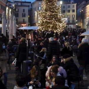 Brescia Italia Coronavirus - Efe