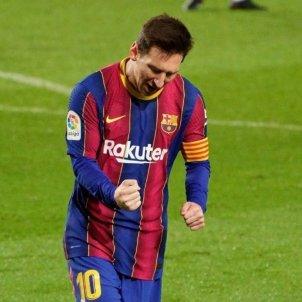 Leo Messi Barça Levante Europa Press