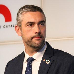 El conseller Bernat Solé 2020 ACN