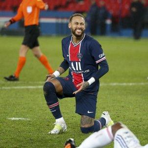 Neymar PSG Lyon Europa Press