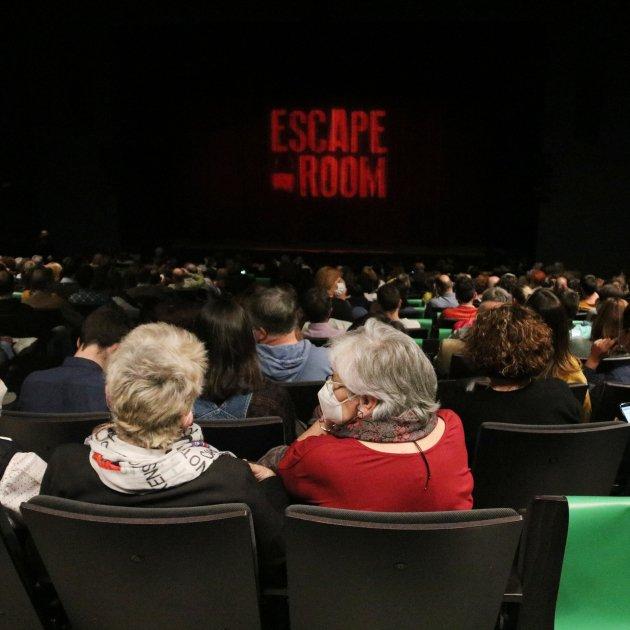 teatre escape room covid 19 - acn