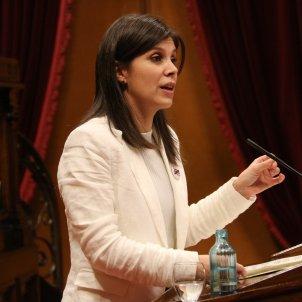 Marta Vilalta Parlament - ACN