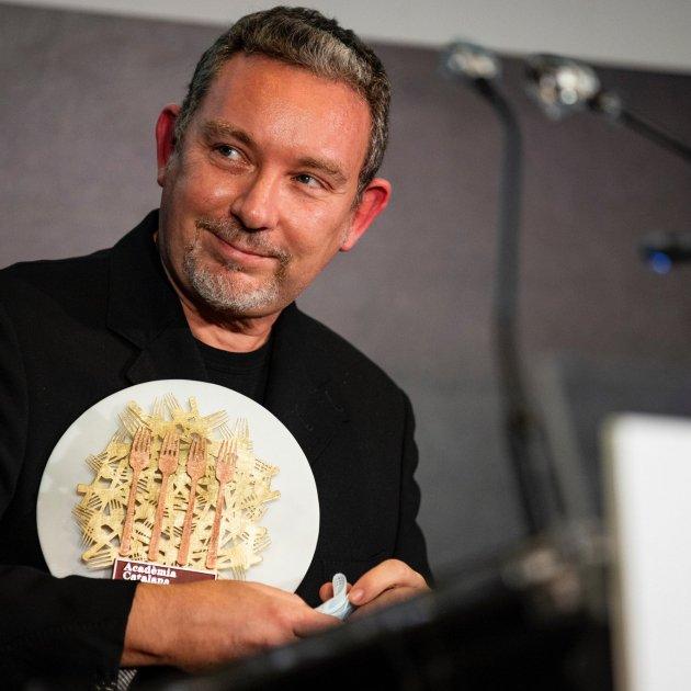 Albert Adrià, Premi Nacional de Gastronomia/Academia de Gastronomia i Nutrició
