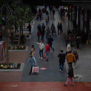 Centro comercial maquinista barcelona catalunya coronavirus - David Zorrakino / Europa Press