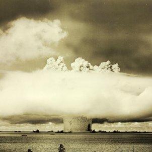 Bomba Atòmica Test Illes Bikini 1946 2 (SDASM)