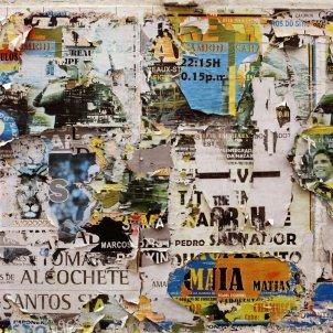 collage retalls cartells paret foto pxhere