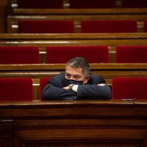 Miquel Samper Parlament - David Zorrakino / Europa Press