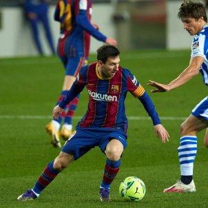 Leo Messi Barca Real Sociedad EFE