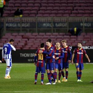 Real Sociedad Barca Liga EFE