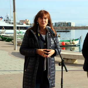 Laura Borras JxCat Tarragona - ACN
