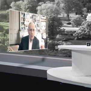 Bob Woodward Foto NETCOM 2020